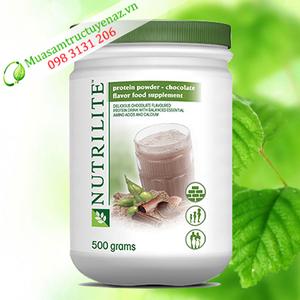 Thực phẩm chức năng NUTRILITE Protein Amway vị Sô-Cô-La