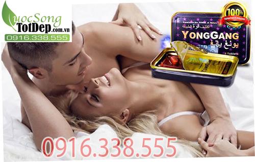 Thuốc yonggang vĩnh cương bổ thận