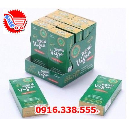 Viagra thảo dược Vegetal Vigra 120 Mg