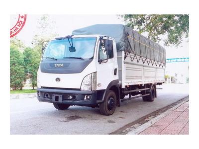 Thùng bạt 6m2 TMT TATA ULTRA814-CL tải 7,2 tấn Euro 4