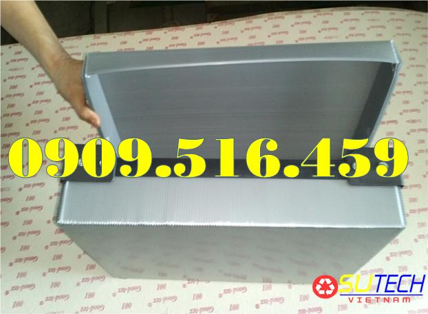 Thùng carton đựng hồ sơ, tài liệu A3, A4 có nắp rời