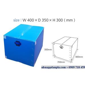 Thùng carton nhựa 03