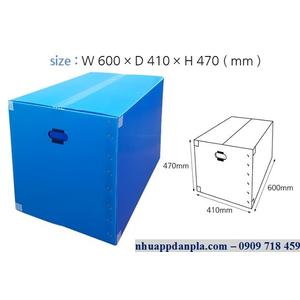 Thùng carton nhựa 08