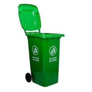 Thùng đựng rác công nghiệp 240 Lits