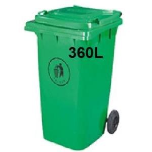 Thùng đựng rác công nghiệp 360L