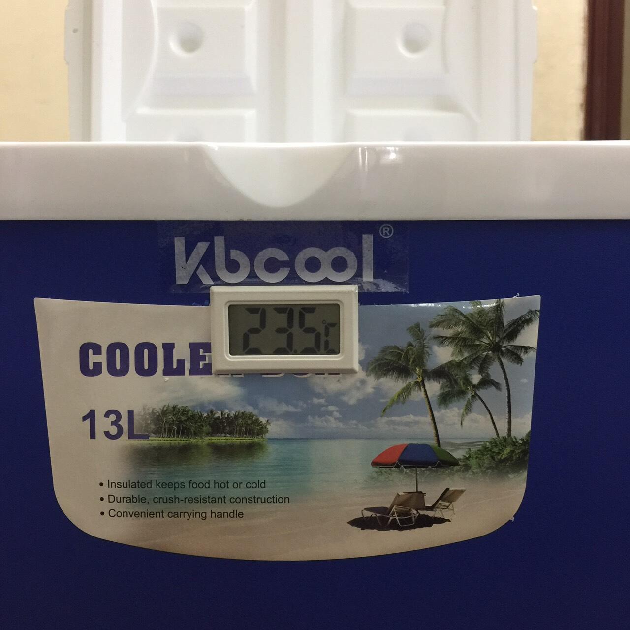 Thùng bảo quản vắc xin 12 lít Kbcool