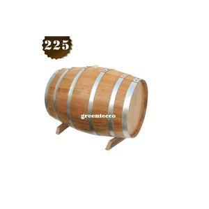 Thùng gỗ sồi 225 lít đựng rượu vang