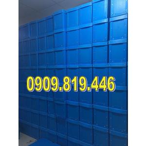 Thùng nhựa A3 - Có KT : 480 x 350 x 310 mm