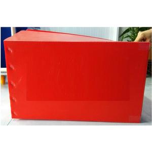 Thùng nhựa pp - Kiểu thùng mì gói