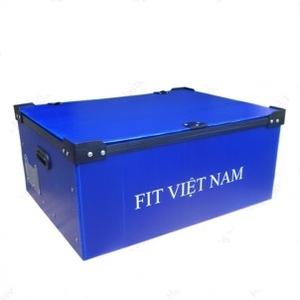 Thùng nhựa Danpla PAT 011 KT : Sản xuất theo yêu cầu của quý khách