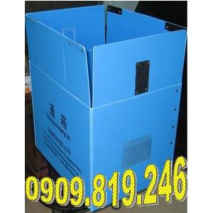 Thùng nhựa danpla sute01 có nắp dán