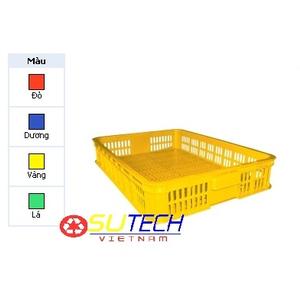 Thùng nhựa hở HS010 - SH