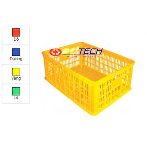 Thùng nhựa hở HS014 - SH