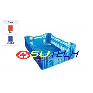 Thùng nhựa hở HS016 - SH