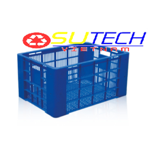 Thùng nhựa hở HS030 - SH