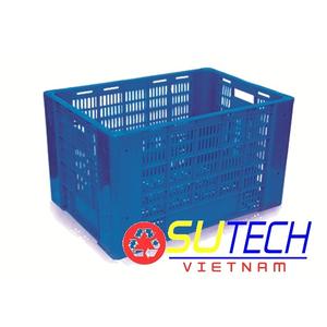 Thùng nhựa hở HS031 - SH