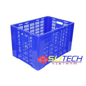 Thùng nhựa hở HS032 - SH