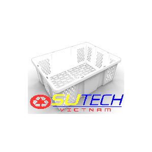 Thùng nhựa hở STC008 - SH