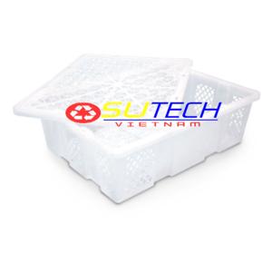 Thùng nhựa hở STC009 - SH