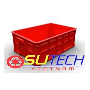 Thùng nhựa kín HS003 - SB