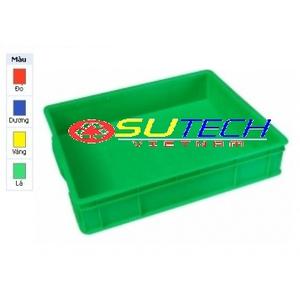 Thùng nhựa kín HS006 - SB