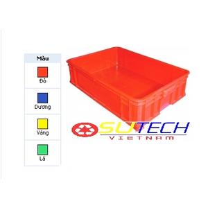 Thùng nhựa kín HS007 - SB