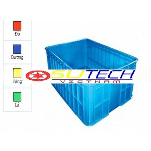 Thùng nhựa kín HS017 - SB