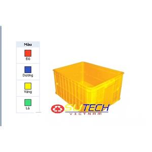 Thùng nhựa kín HS019 - SB
