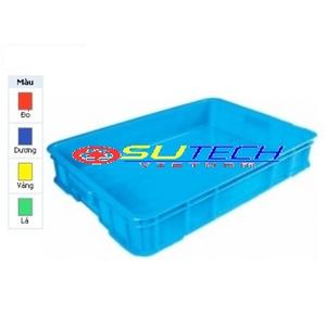 Thùng nhựa kín HS025 - SB