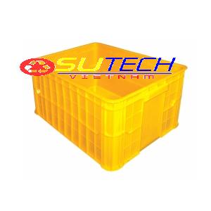 Thùng nhựa kín HS026 - SB