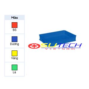 Thùng nhựa kín HS028 - SB