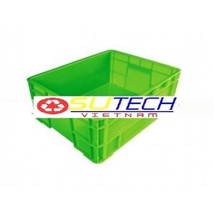 Thùng nhựa kín KPT02 - SB