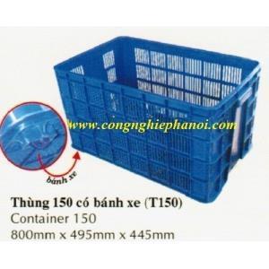Thùng nhựa T15