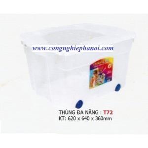 Thùng nhựa T72