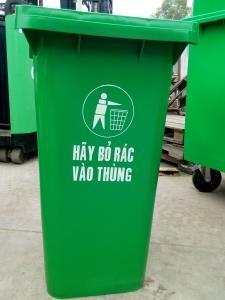 Thùng rác 100L