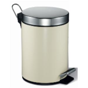 Thùng rác bàn đạp Mã SP: 9625- MÀU KEM