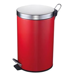 Thùng rác binko 9625 màu đỏ 5lit - 12lit
