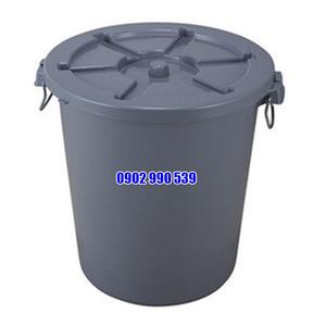 Thùng rác nhựa 110L