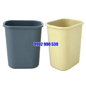 Thùng rác nhựa chống cháy 8 lít