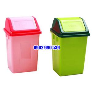 Thùng rác nhựa nhỏ