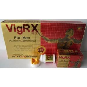 Thuốc Cường Dương VigRx For Men kéo dài cương cứng
