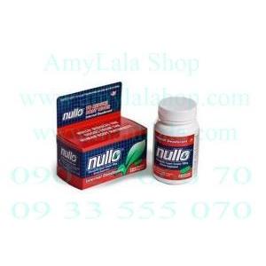 Thuốc trị mùi hôi cơ thể Nullo®Internal Deodorant - 0933555070 - 0902966670