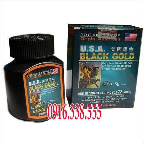 Thuốc Black Gold Usa 500 mg