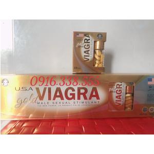 THUỐC Cương dương GOLD Viagra 6800MG USA ( VIÊN Vàng)