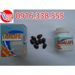 Thuốc Cường Dương Tadalafil 200mg / Cialis 200mg