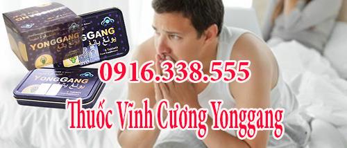 Set 2 Hộp Thuốc cường dương YongGang bổ thận tăng sinh lý nam tốt nhất hiện nay