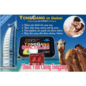 Thuốc YongGang Hộp 2 Viên Vĩnh Cương Bổ Thận