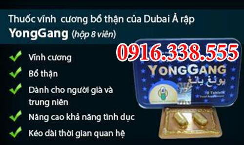 thuốc Yonggang Chính hãng