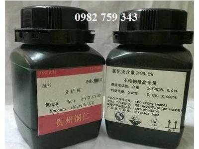 THỦY NGÂN CLORUA (HgCl2)
