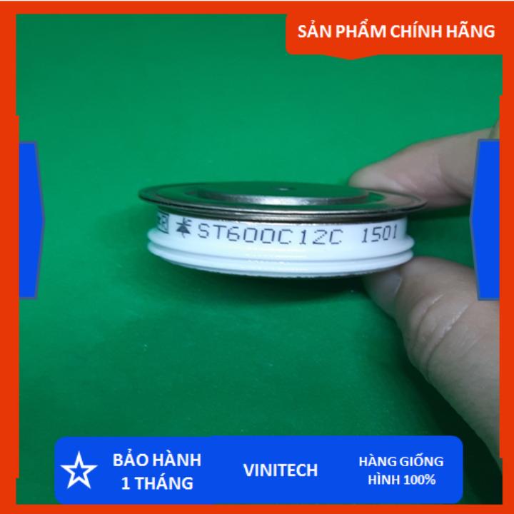 Thyristor - SCR - ST600C12C